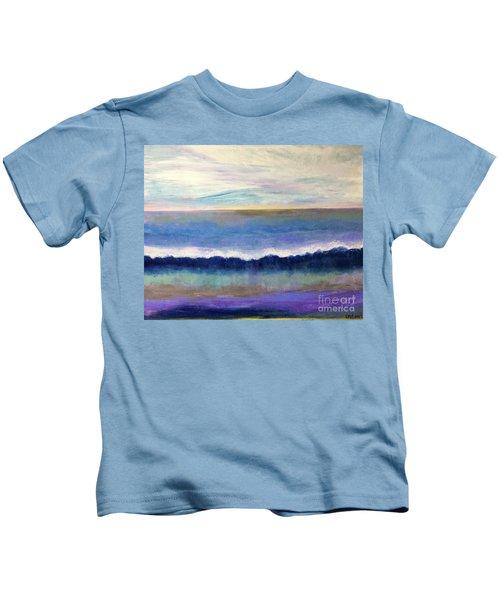 Tranquil Seas Kids T-Shirt