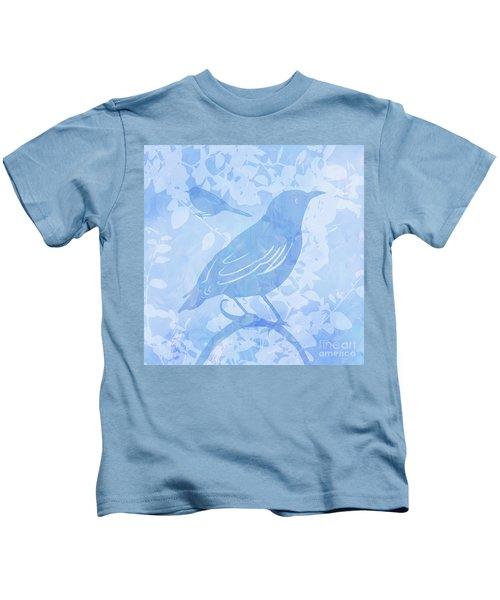 Tree Birds II Kids T-Shirt