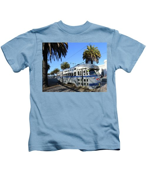 Trolley Number 1070 Kids T-Shirt