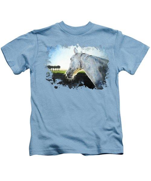 Twilight Dreams Kids T-Shirt