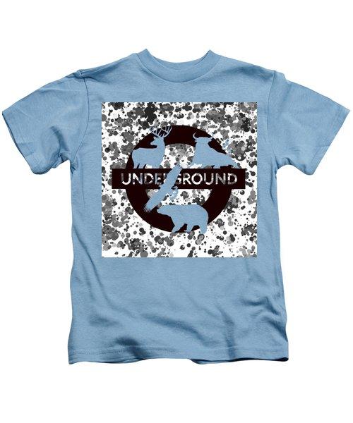 Underground.2 Kids T-Shirt
