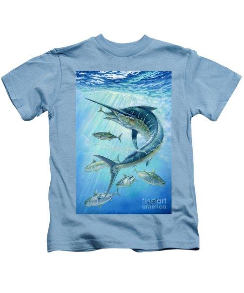 Underwater Hunting Kids T-Shirt