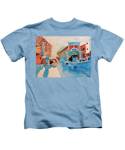 Venice Celebration Kids T-Shirt