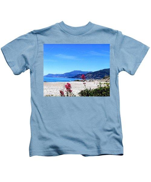 Ventimiglia Italia Kids T-Shirt