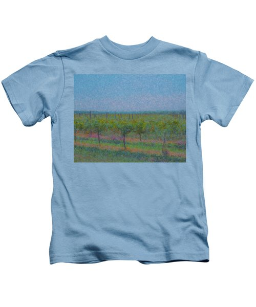 Vines In The Sun Kids T-Shirt