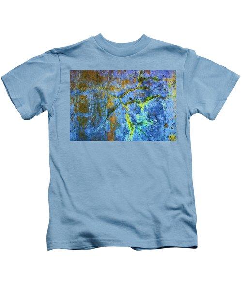 Wall Abstraction I Kids T-Shirt