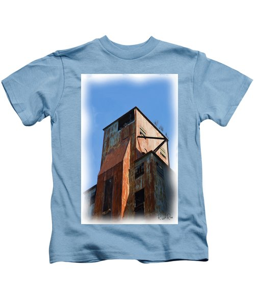 Waterfront Decay Two Kids T-Shirt