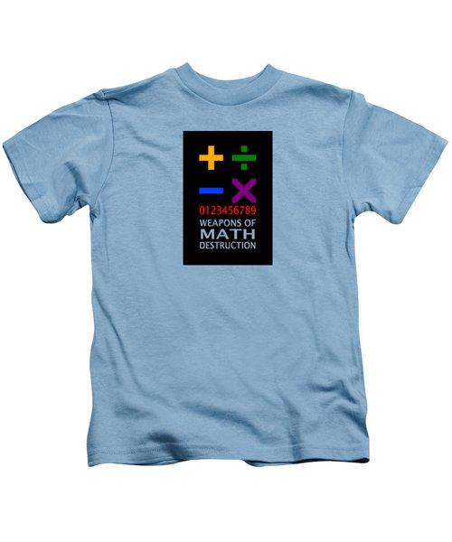 Weapons Kids T-Shirt
