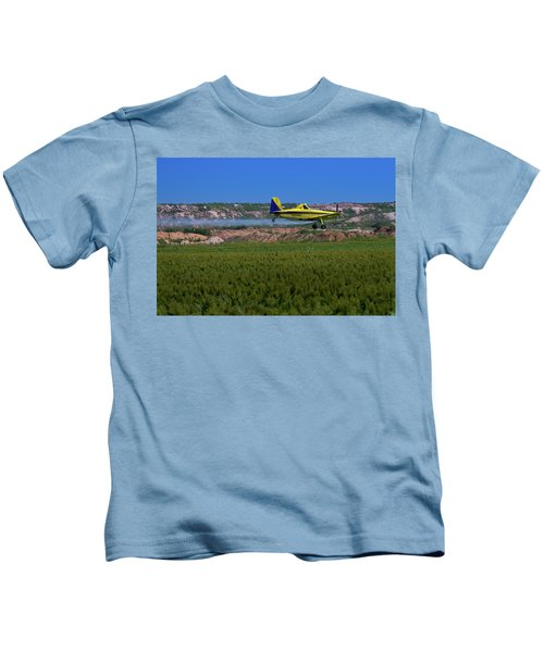 West Texas Airforce Kids T-Shirt