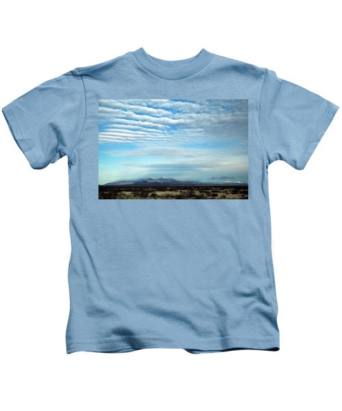West Texas Skyline #2 Kids T-Shirt