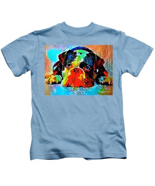 Wet Blanket Kids T-Shirt