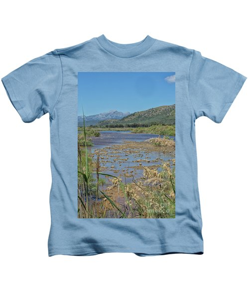 Wetlands Mallorca Kids T-Shirt