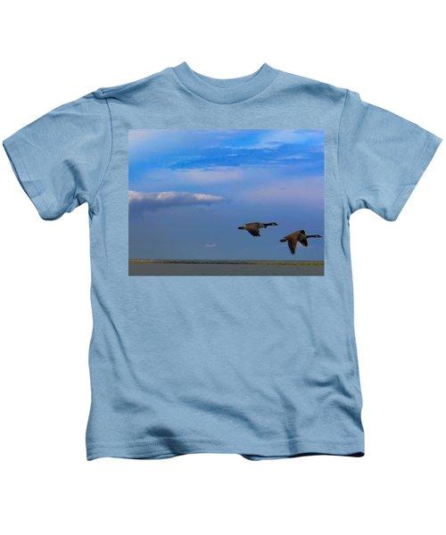 Wild Goose Chase Kids T-Shirt