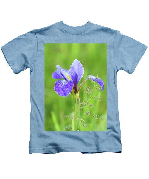 Wild Iris Kids T-Shirt