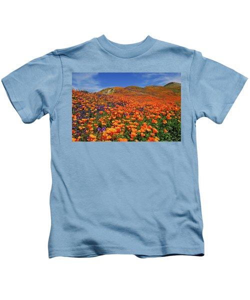 Wildflower Jackpot Kids T-Shirt