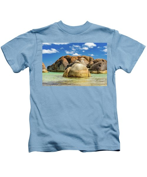 William Bay Kids T-Shirt