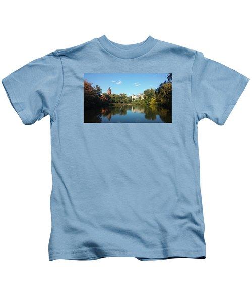 Winchester,ma Scenery Kids T-Shirt