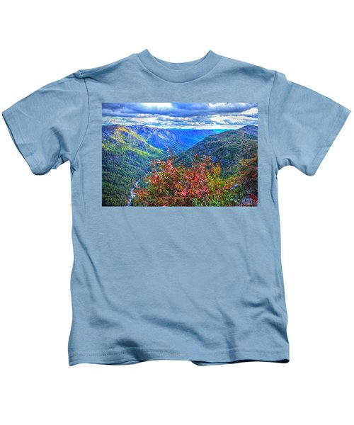 Wiseman's View Kids T-Shirt