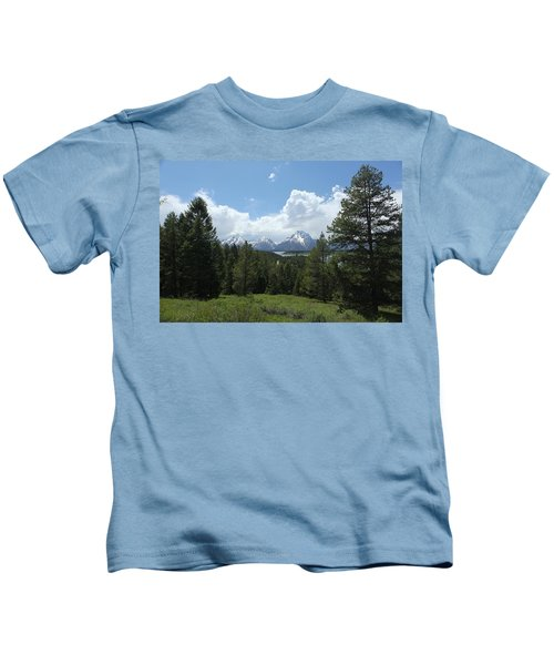 Wyoming 6500 Kids T-Shirt