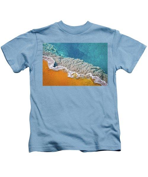 Yellowstone Pool Kids T-Shirt