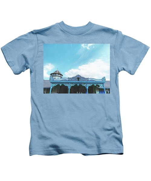 Solo Traditional Building Kids T-Shirt