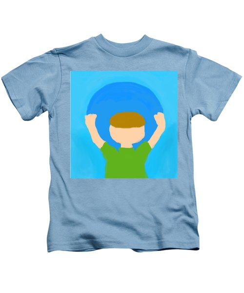You Can Carry The Moon 101 Kids T-Shirt