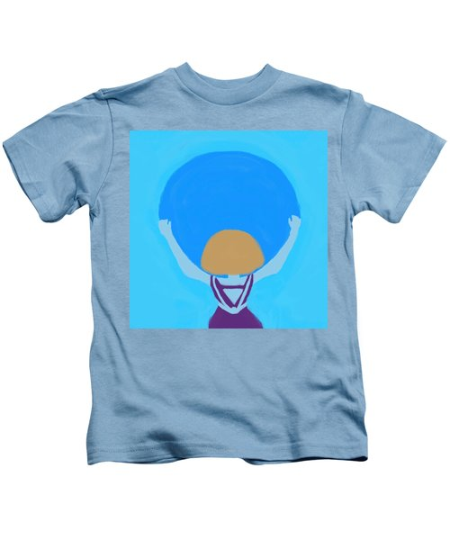 You Can Carry The Moon Kids T-Shirt