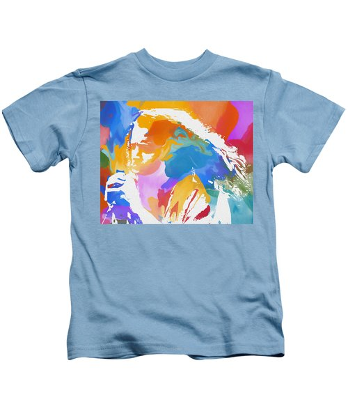 Young Chris Cornell Kids T-Shirt