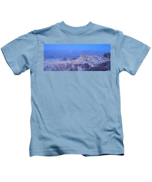 Zabriskie Point Dawn Kids T-Shirt