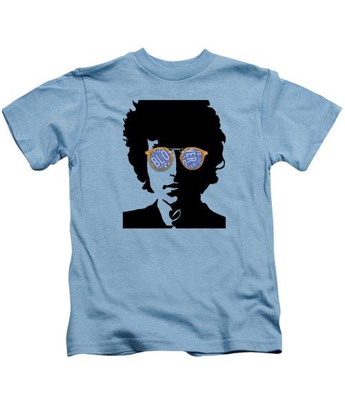 Blowin In The Wind Bob Dylan Kids T-Shirt