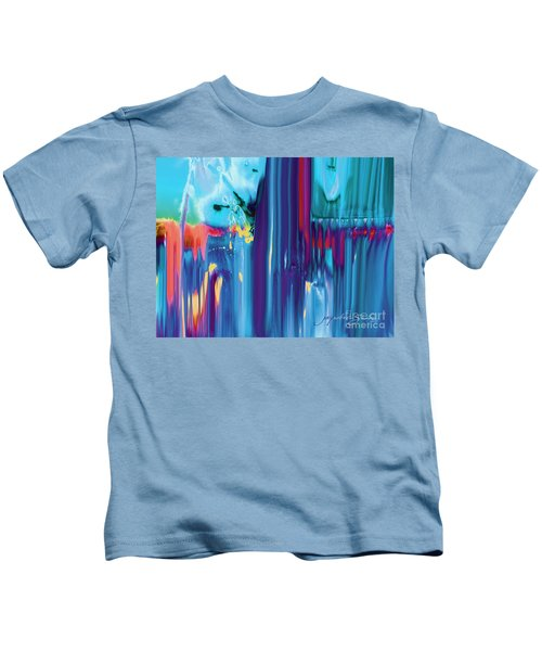 Drenched Kids T-Shirt