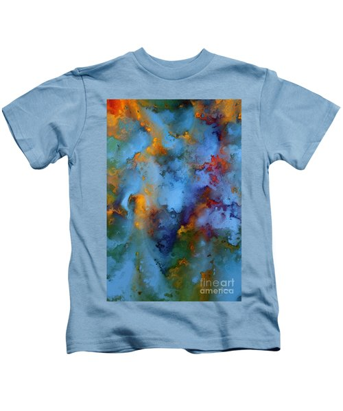 1 Peter 5 7. He Cares For You Kids T-Shirt