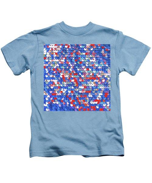 Funky Sequins Kids T-Shirt