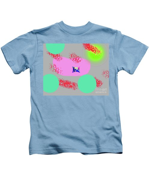 3-18-2009abcdefghijklmnop Kids T-Shirt