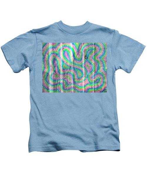 #6 Sidewalk Kids T-Shirt