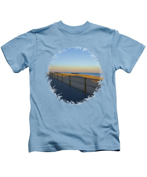 Almost Dusk Kids T-Shirt