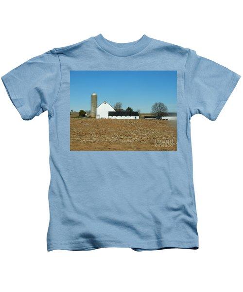 Amish Farm Days Kids T-Shirt