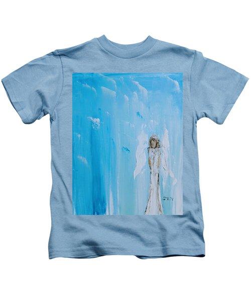 Angel Of Simplicity Kids T-Shirt
