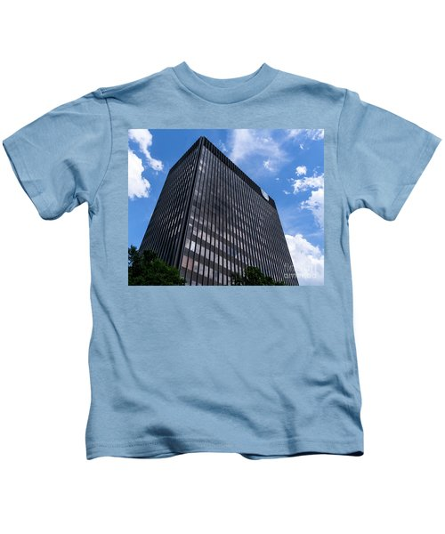 Augusta University Building 2 Kids T-Shirt