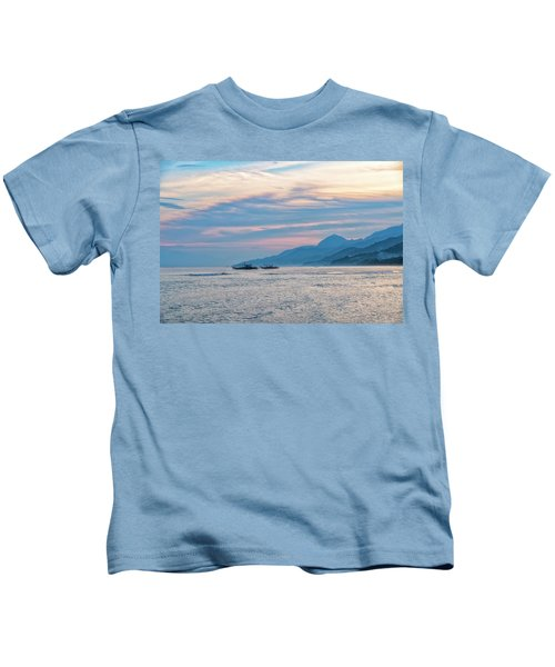 Batangas Sunset Kids T-Shirt