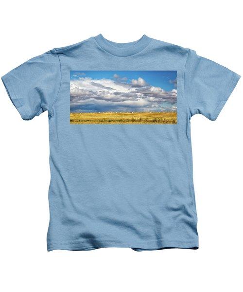 Big Sky Montana Kids T-Shirt
