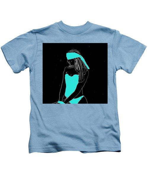 Blindfolded Kids T-Shirt