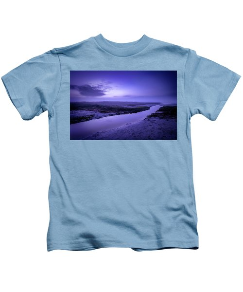Blue Dawn Kids T-Shirt