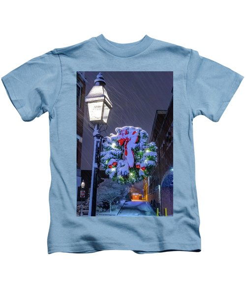 Celebrate The Season Kids T-Shirt
