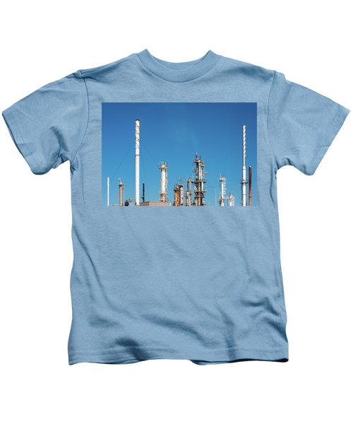 Chimneys And Flues Kids T-Shirt
