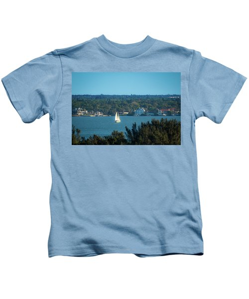 Clearwater Sails Kids T-Shirt
