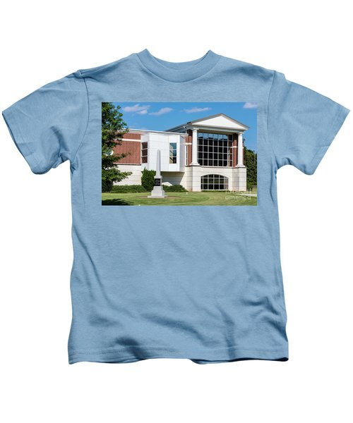 Columbia County Main Library - Evans Ga Kids T-Shirt