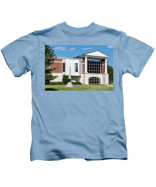 Columbia County Main Library - Evans Ga Kids T-Shirt
