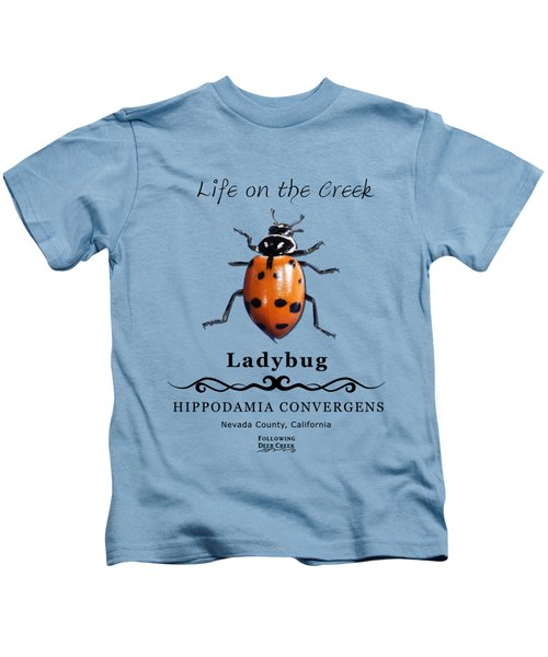 Convergens Ladybug Kids T-Shirt