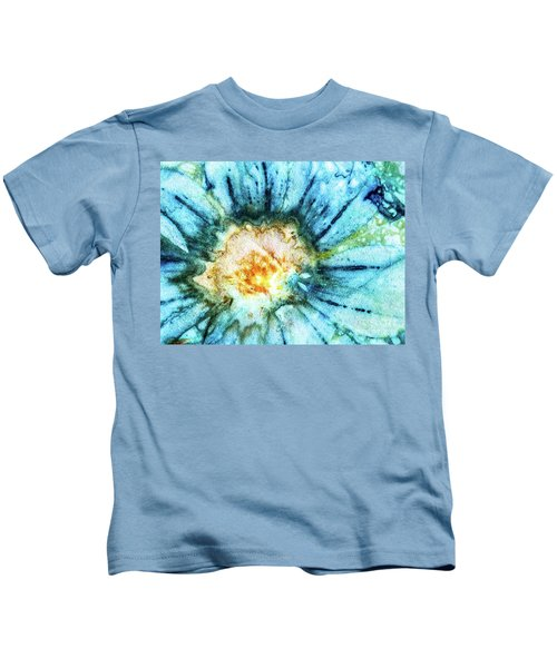 Eco Dyed Cosmos Kids T-Shirt